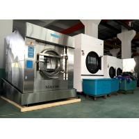 China Steam Electric Hot Water Heating Industrial Laundry Equipment Stainless Steel 304 on sale