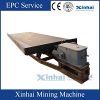 Quality Efficient Mine Gravity Separator Machine Concentrating Table for sale