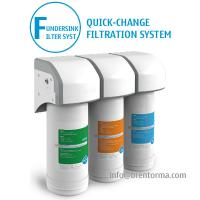 Quality WF113B NSF Standard Under Sink Water Purifier Domestic Water Filter for sale