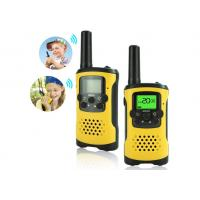 Buy cheap long range outdoor walkie talkie VOX Voice Activated talkie walkie radios from wholesalers