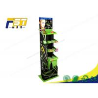 Quality Free Standing Cosmetic Pop Counter Displays , Pop Up Display Stands Resuable for sale