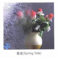 Quality Spring Tide Patterned Glass (STPG) for sale