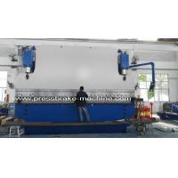 Quality Metal Sheet CNC Hydraulic Press Brake Forming With 4000KN Force for sale