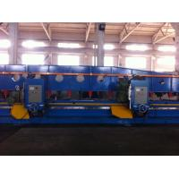 Quality Automatic Edge Groove Milling Machine Double Head For Shipbuilding for sale