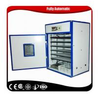 Quality Automatic Solar Egg Incubator 1056 Capacity Incubator Hatching Machine for sale