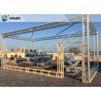Quality Low energy Electronic 5D Theater System With Precise Position Control for sale
