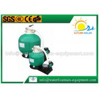 Quality Centrifugal Commercial Sand Filters For Swimming Pool , Fibreglass Sand Pool Filter for sale