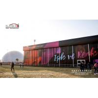 Buy cheap Special 8m high doubel decker tent used for art exhibition in Europe from wholesalers