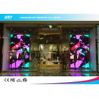 Quality P4mm Curve Flexible LED display Screen Wifi controlled with easy addressable for sale