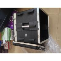 Buy Flight Case, Material is of ABS , Black Color For Audio And Light, at wholesale prices