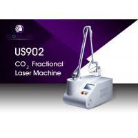 Quality Radio Frequency Fractional CO2 Laser Machine Far-infrared For Syringoma Removal Harmless for sale