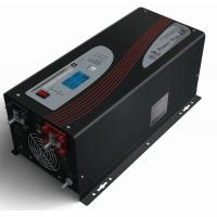 Quality IR 0.9 Power Factor Solar Power Inverter , UPS Power Systems for sale