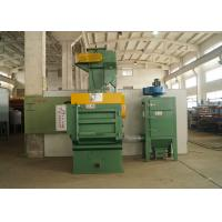 Quality Castings / Forged Parts Automatic Shotblasting Equipment , Q32 Series Shot Blasting Machine  for sale