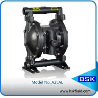 Quality Cast Steel Air Operated Diaphragm Pump Low Pressure 1 Inch Air Diaphragm Pump for sale