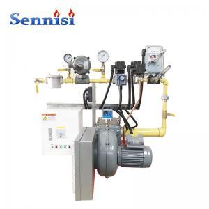China Dual Fuel 407 Kg Powder Coating Gas Furnace Burners on sale