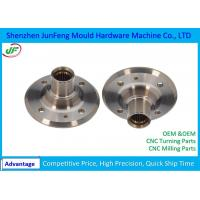 Quality Alloy CNC Machine Parts , Customized CNC Turning Machine Parts for sale