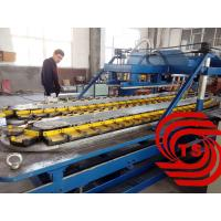 Quality 63-250mm PVC Double Wall Corrugated Plastic Pipe Making Machine , High Output for sale