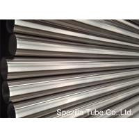 Quality EN10216-5 TC1 Stainless Steel Instrumentation Tubing Seamless Round Tube ASTM A 269 A+P OD 1/2'' for sale