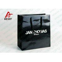 Buy Colored Paper Retail Shopping Bags Recycled  Feature Brand Printing at wholesale prices