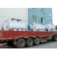 Convenient Installation Jacketed Ribbon Blender For Steam / Hot Water Circulation for sale