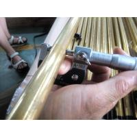 Quality BRASS COPPER SEAMLESS BOILER TUBE ASTM B111 C44300 C68700 C71500 Used for Air Condenser 19.05,25.4MM (M/W) for sale