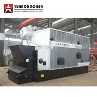 Industrial Automatic Feeding 2000kghr Paddy Rice Husk Fired Boiler For Rice Mill for sale