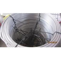 Quality Stainless Steel Coil Tube ,ASTM A249 / TP316L,TP316Ti ,TP321,TP347H,TP904L, Bright Annealed , Coil for sale