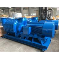 D Type 98KPA Inlet Pressure Multistage Centrifugal Blower For Water Treatment for sale