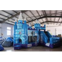 Quality Frozen five in one jumping castle combo for sale