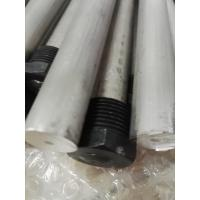 China AZ31B Extruded Magnesium Anode Rod , Hot Water Heater Anode Suburban And Mor Flo And RV on sale