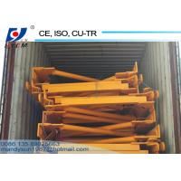 Portain Type Split Structure L68B1 Mast Section used for QTZ230 Tower Crane for Sale for sale