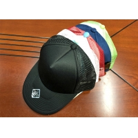 Quality Hot sale high quality custom colors foam mesh sports trucker hats caps with logo for sale