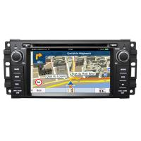 Quality 6.2 Inch Touch Screen Car Radio Dvd Player / Dvd Gps Navigation System For Jeep for sale