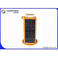 Quality Medium - Intensity Solar Powered Aviation Lights Type A For Wind Turbinebridge for sale