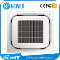 Quality NEWEX Factory Price 8-way Cassette Type Fan Coil Unit(G Style), Ceiling Mounted Air Conditioner for sale