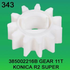 Quality 385002216B / 3850 02216B GEAR TEETH-11 FOR KONICA R2 SUPER minilab for sale