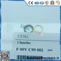 Quality Bosch auto centrifugal pump repair kit F00VC99002, CR fuel injector exhaust valve kit F 00V C99 002 for sale