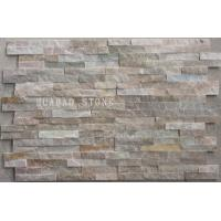 Quality Unique Interior Cultured Stone Siding Panels Tile Stone Form Hard Surface for sale