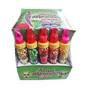 Quality Multi Color Sugar Christmas Novelty Candy Fruit Flavor With Small Pepper Toy for sale
