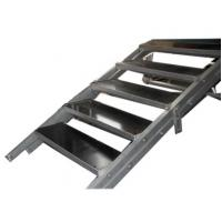 Buy Lightweight Economic Aluminum Portable Stage Stairs For Events / Party / Show at wholesale prices
