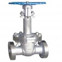 China Steam Cast Steel Gate valve  410-SS Trim  API 6D / ANSI 16.5 B on sale