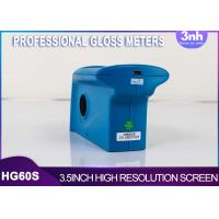 Buy cheap HG60S 9 * 15mm Measuring Area India Economic Professional Gloss Meters Used In from wholesalers