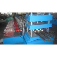 Quality Galvanized Guardrail Roll Forming Machine for Making Highway Safety Barrier Protections Export to EU Countries for sale