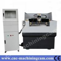Quality cnc router metal cutting machine ZK-6060(600*600*120mm) for sale
