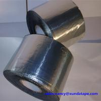 China aluminum foil tape for oil ans Gas pipeline on sale