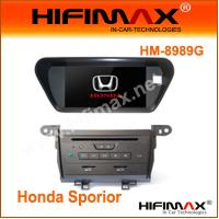 Buy cheap 7''Car DVD GPS(DVB-T optional)for Honda Sporior from wholesalers