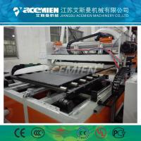 Quality plywood laminate sheets/PP hollow sheet making machine for construction formwork panel for sale