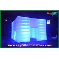 Quality Durable Waterproof Inflatable Air Tent Go Outdoors With Led Light for sale