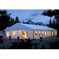 25x50M Large Event Tents With Flooring / Wind Resistant Outdoor Party Tents for sale