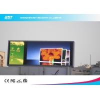 Quality SMD2727 Large Led video wall Display / outdoor led advertising screens power saving for sale